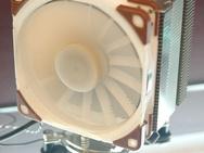 Noctua demonstreert ventilator met noice cancellation