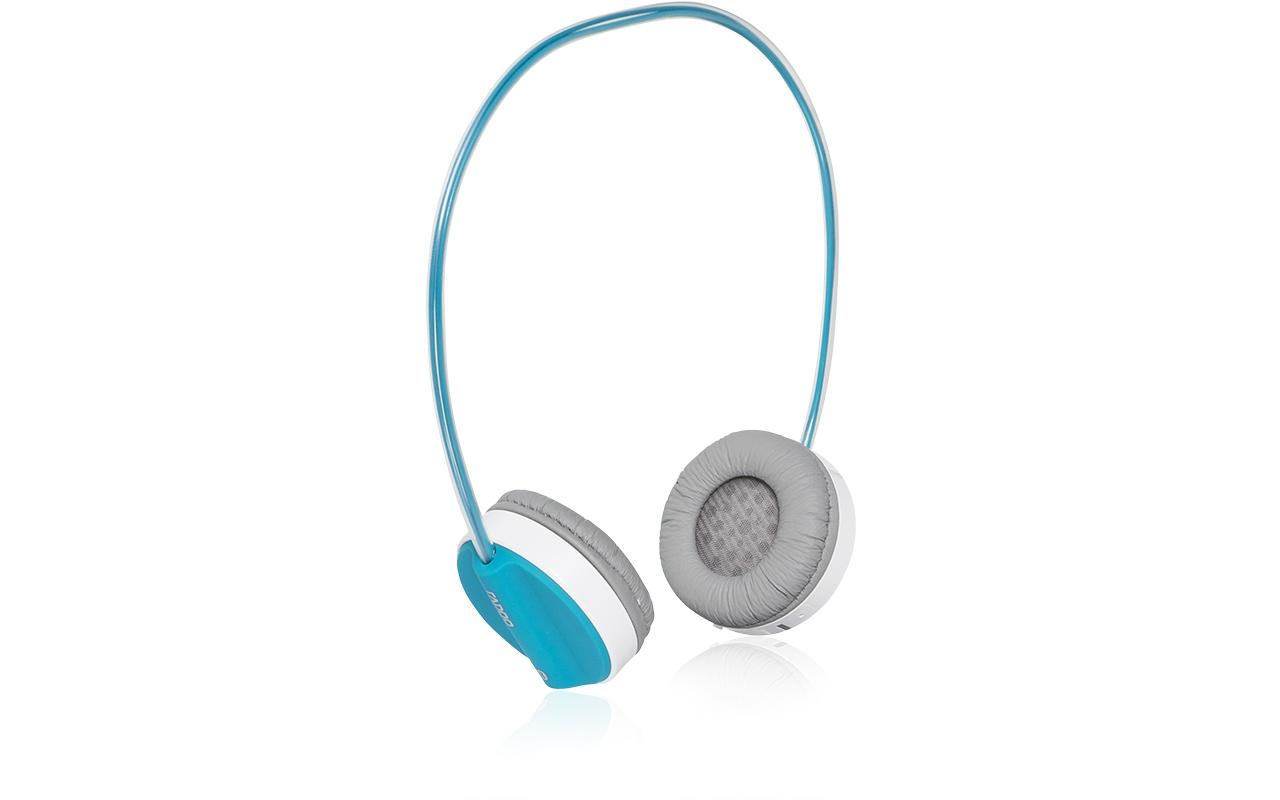 rapoo h6020 bluetooth headset blauw specificaties tweakers. Black Bedroom Furniture Sets. Home Design Ideas