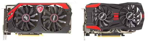 MSI en Asus GTX 760
