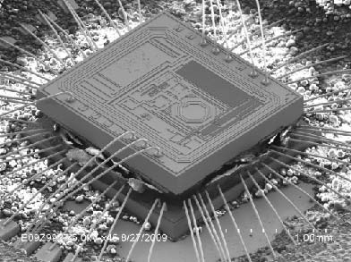 IDT cmos-oscillator