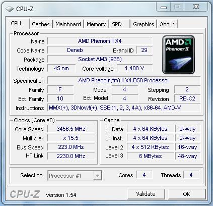 CPU-Z Stressed