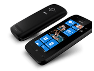 Nokia Lumia 710 Zwart