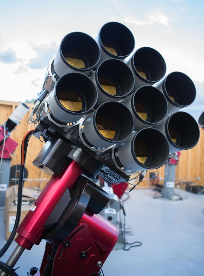 Dragonfly-telescoop