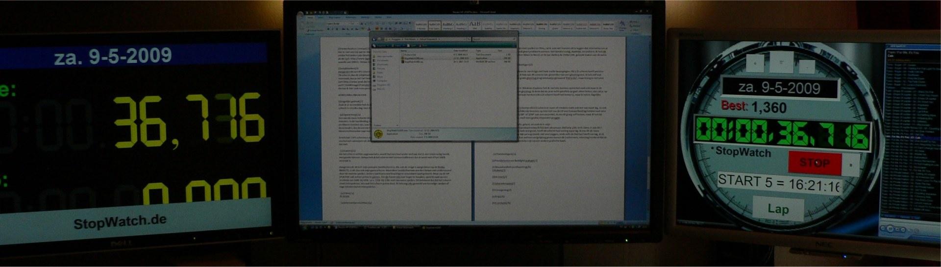 Lag test foto: Dell vs NEC