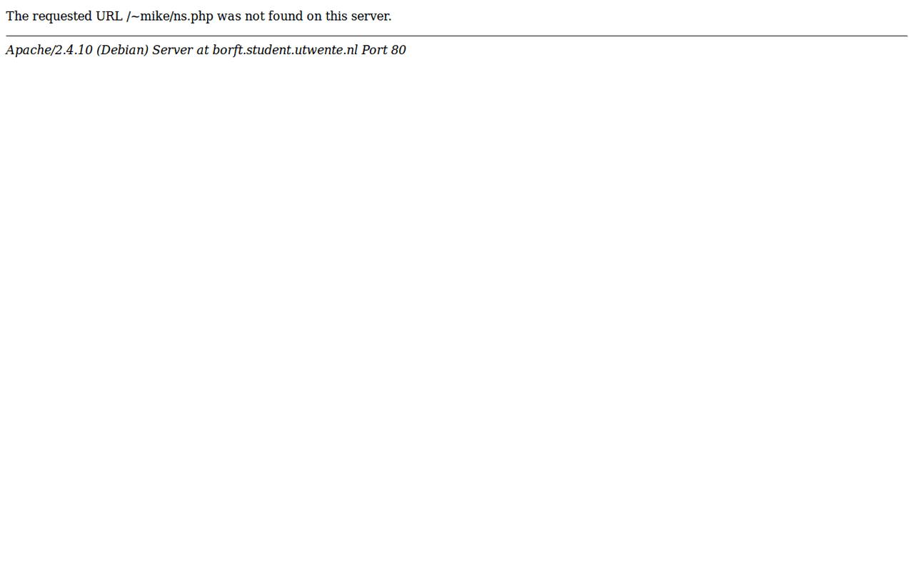 Firefox 404 No More
