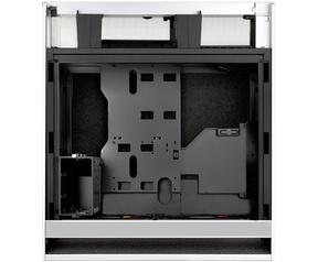 Silverstone Fortress FT05 Window Zilver