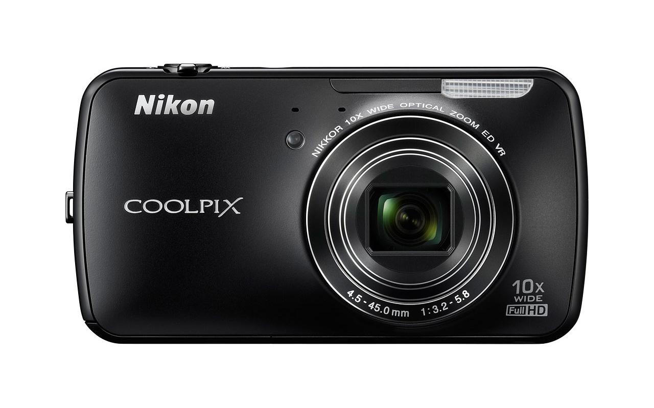 Nikon Coolpix S800c met Android