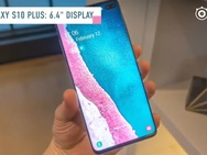 Screenshots van uitgelekte hands-on-video Galaxy S10