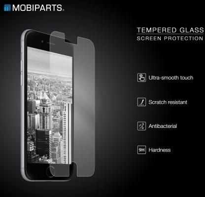 Mobiparts Tempered Glass Screenprotector Samsung Galaxy S5 Mini