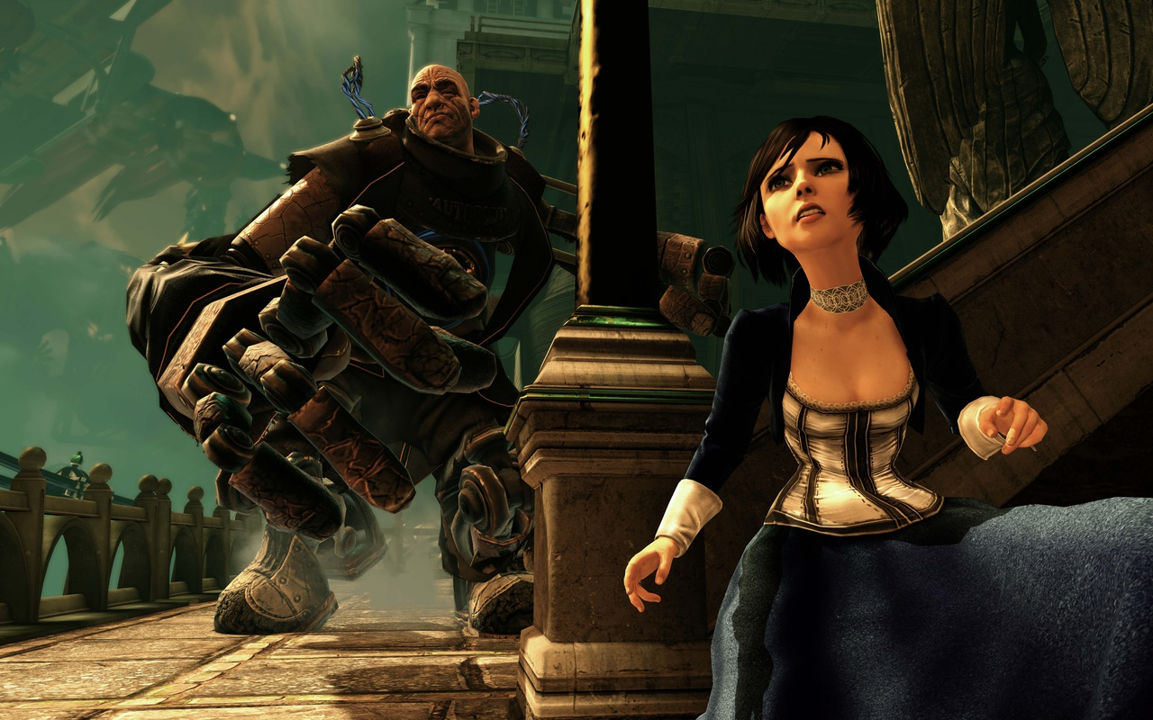 Review BioShock Infinite