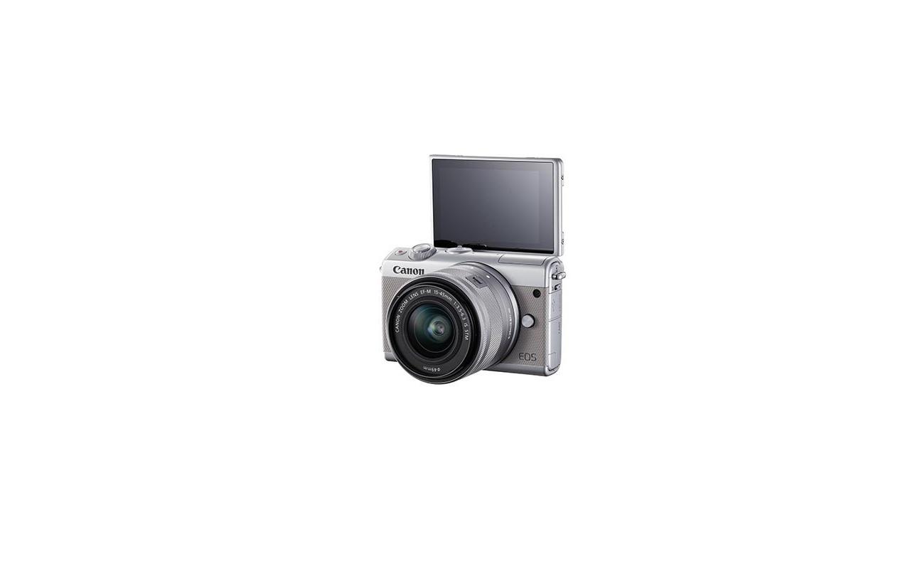 Canon M100 camera