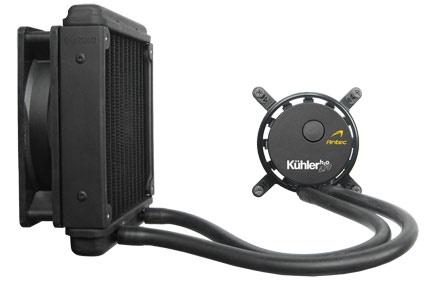 Antec / Asetek Kuhler H2O 620