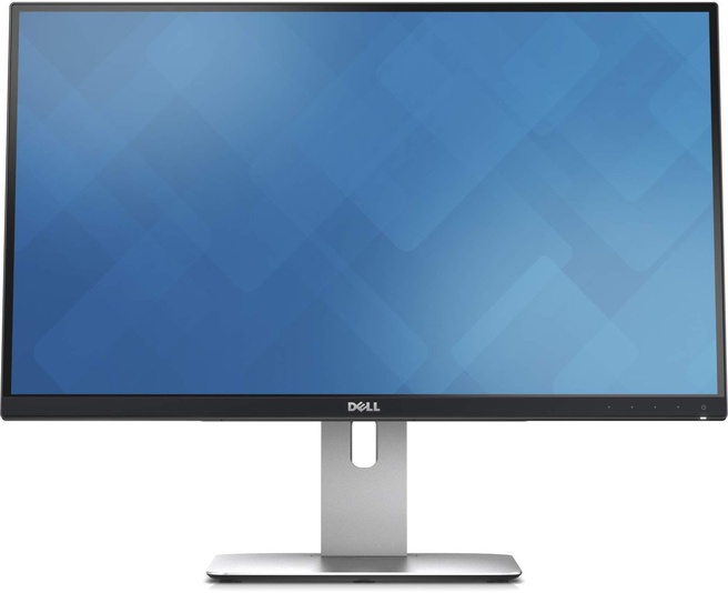 Dell Ultrasharp U2515H Zwart