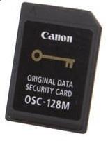 Canon Security Card