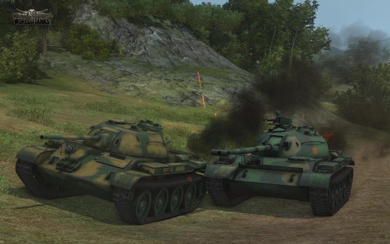 Matchmaking lichte tanks WOT