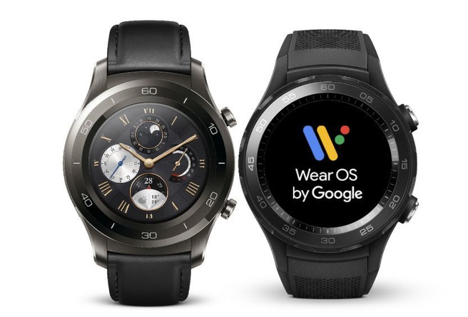 Wear OS op Huawei Watch 2