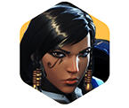 Pharah gameplay video