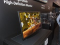 "Sharp 31,5""-monitor 3840 bij 2160 pixels IFA 2012"