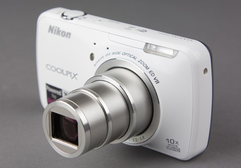 Nikon Coolpix S800c inleiding