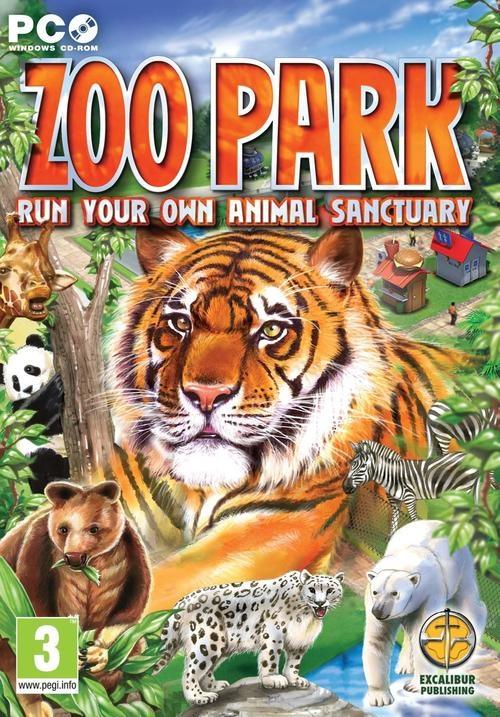 Zoo Park: Run Your Own Animal Sanctuary, PC