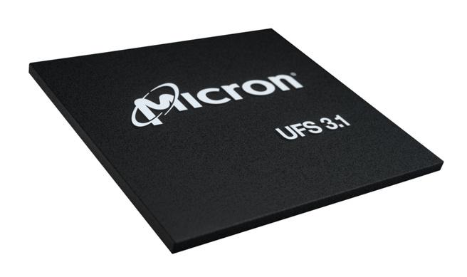 Micron UFS 3.1 176 lagen nand