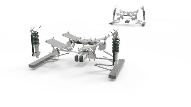 Delft Hyperloop remmen