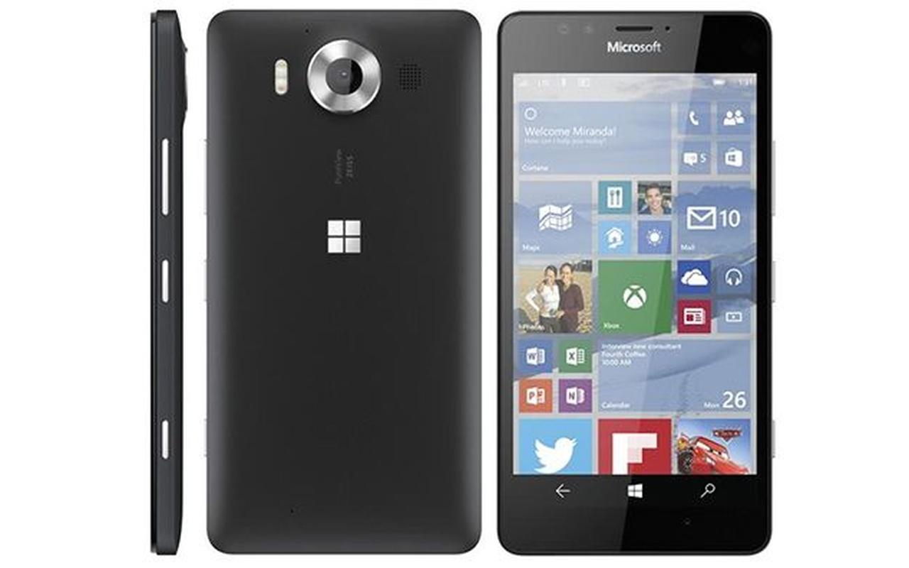 Microsoft Lumia 950 en 950 XL