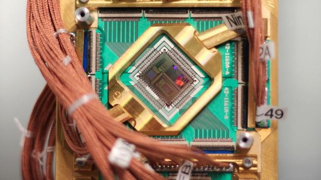 D-Wave quantumcomputerchip