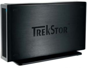TrekStor Datastation maxi m.u 500GB