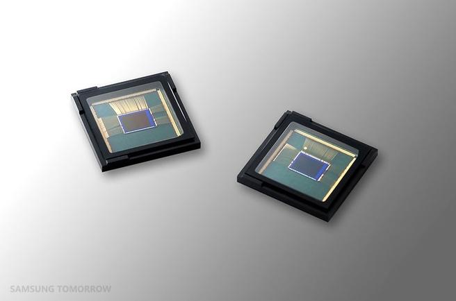 Samsung dunne isocell-sensor