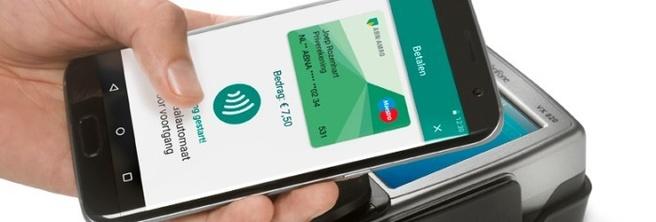 ABN Amro Wallet-app