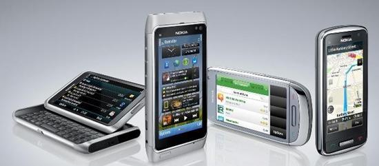 Nieuwe Nokia-smartphones