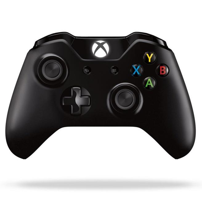Microsoft Xbox Xbox One Wireless Controller Zwart, Xbox One