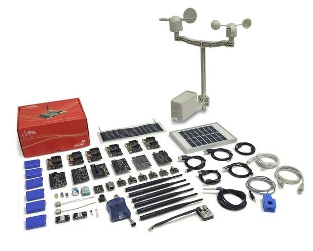 Lab Kit van Libelium