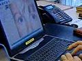Kinderpornografie op laptop