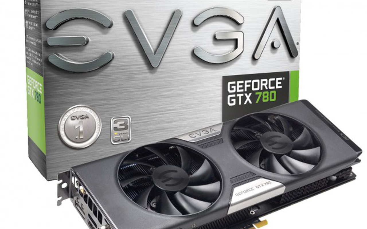 EVGA GTX 780 6GB