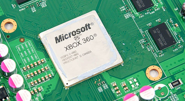 Xbox 360 slim cgpu