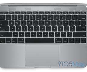 "MacBook Air 12"" 2015 (bron: 9to5Mac)"