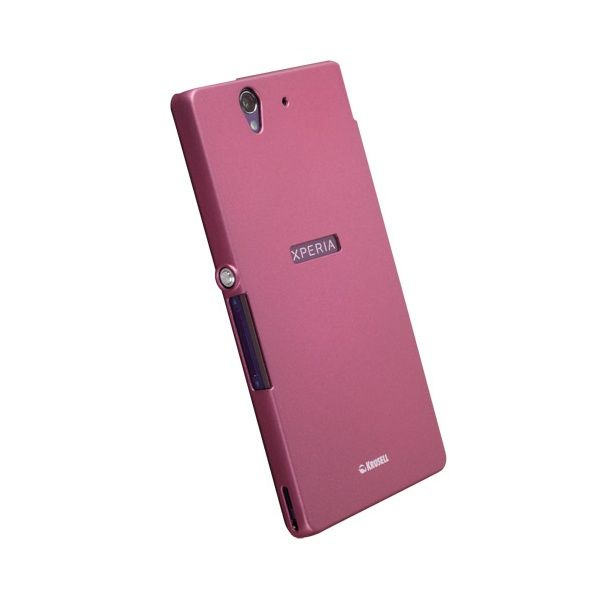 Krusell Krusell ColorCover Sony Xperia Z (pink metallic)