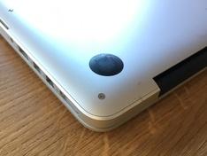 SSD MacBookPro12,1 angle short Sintech adapter
