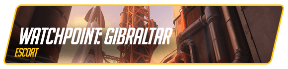 Watchpoint: Gibraltar - Escort map