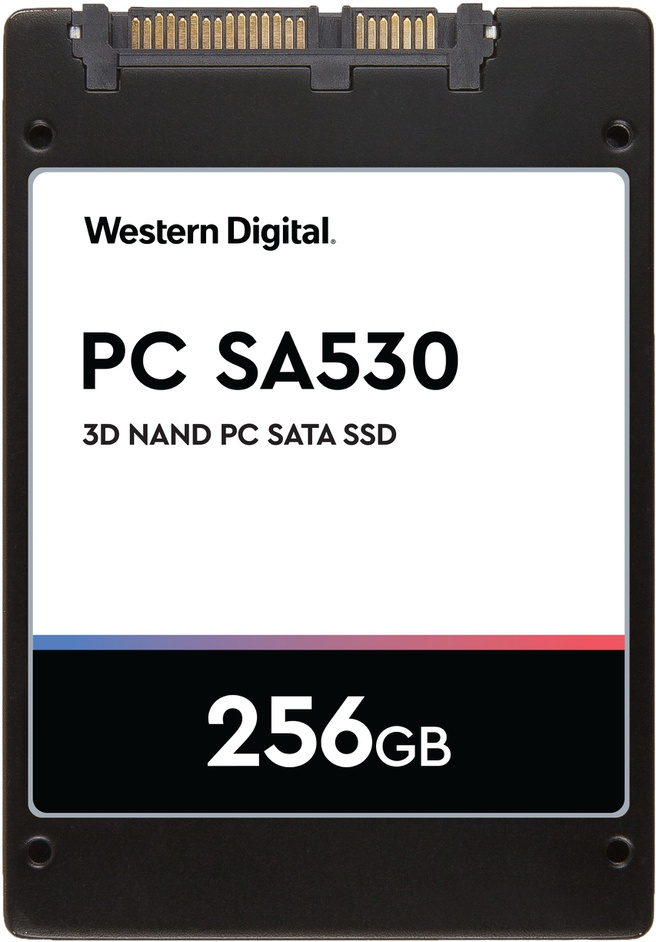 "WD PC SA530 2,5"" (TCG Opal 2.01) 256GB"