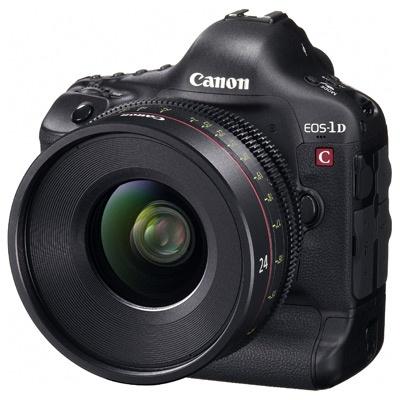Canon EOS-1D C-dslr