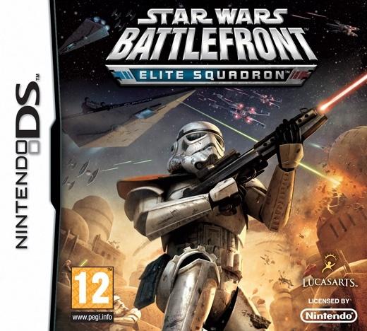 Star Wars Battlefront - Elite Squadron, Nintendo DS