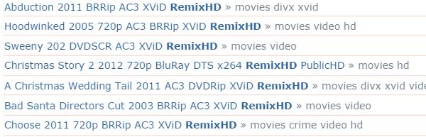 RemixHD