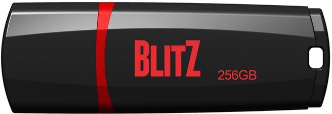 Patriot Memory Blitz USB 3.1 Gen.1 256GB Zwart