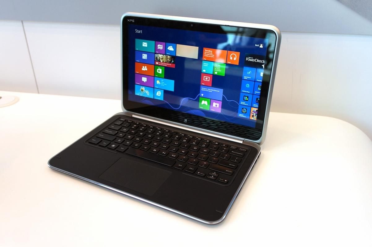 Dell XPS 12: kantelbaa...
