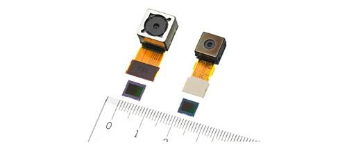 Sony Exmor-R sensor voor mobieltjes