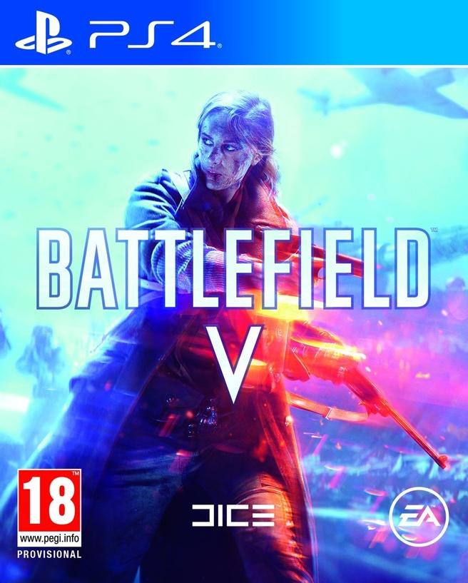 Battlefield V, PlayStation 4