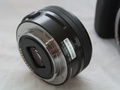 Sony 16-50mm pancake-lens voor NEX-camera's
